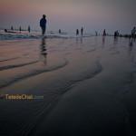 La plus longue plage au monde