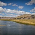 Le lac Titicaca (côté Pérou)