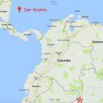 L'île San Andrés